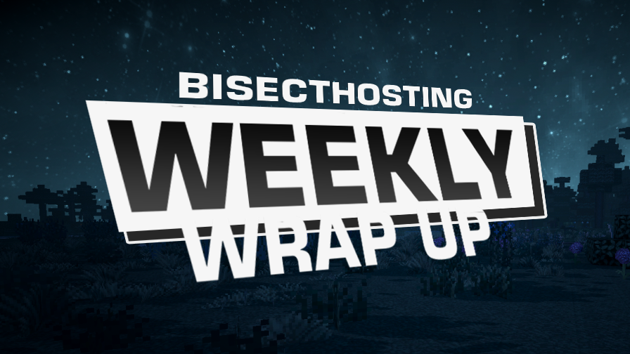 Minecraft Weekly Wrap Up – January 25th