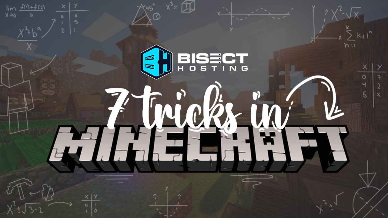 Minecraft: 7 Tricks You Need for your Next Playthrough