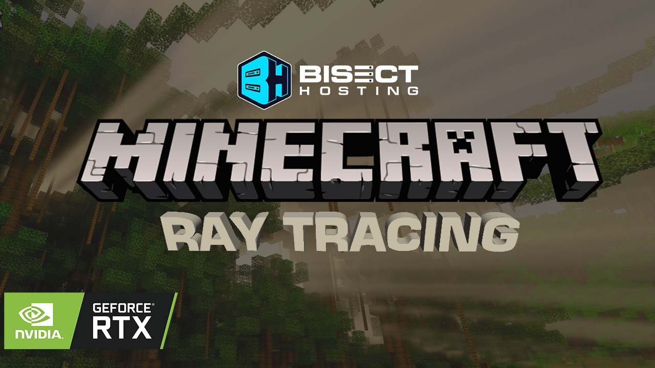 Minecraft RTX: Ray Tracing and its In-Game Progress