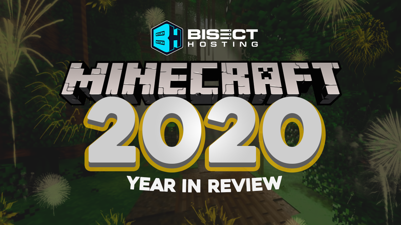 Minecraft 2020 Year in Review: The Biggest Moments of the Year