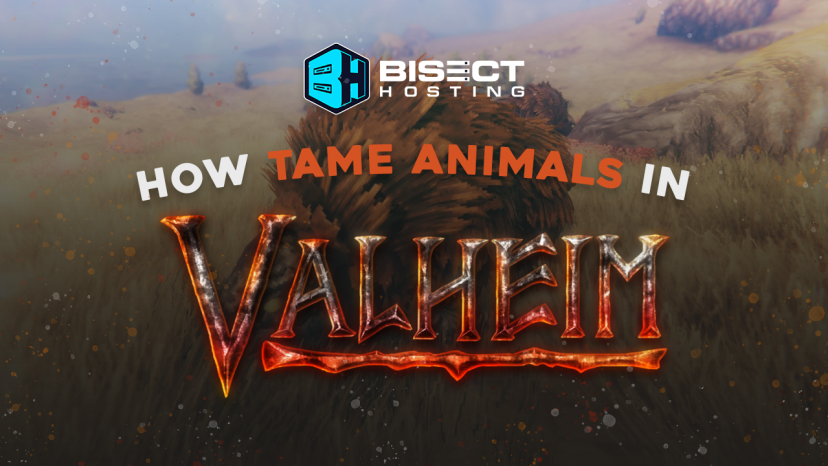 How to Tame Animals in Valheim