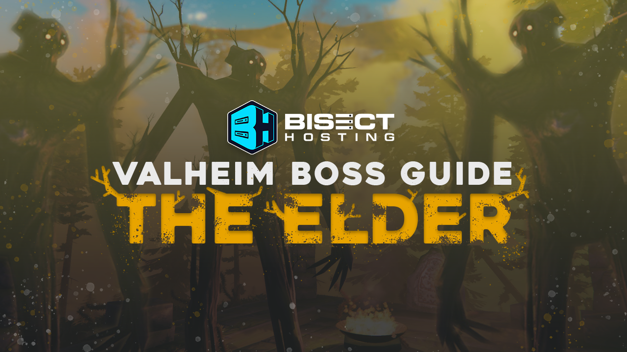 Valheim The Elder Boss Guide