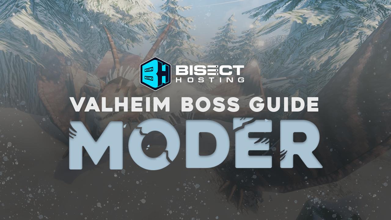 Valheim Boss Guide: Moder