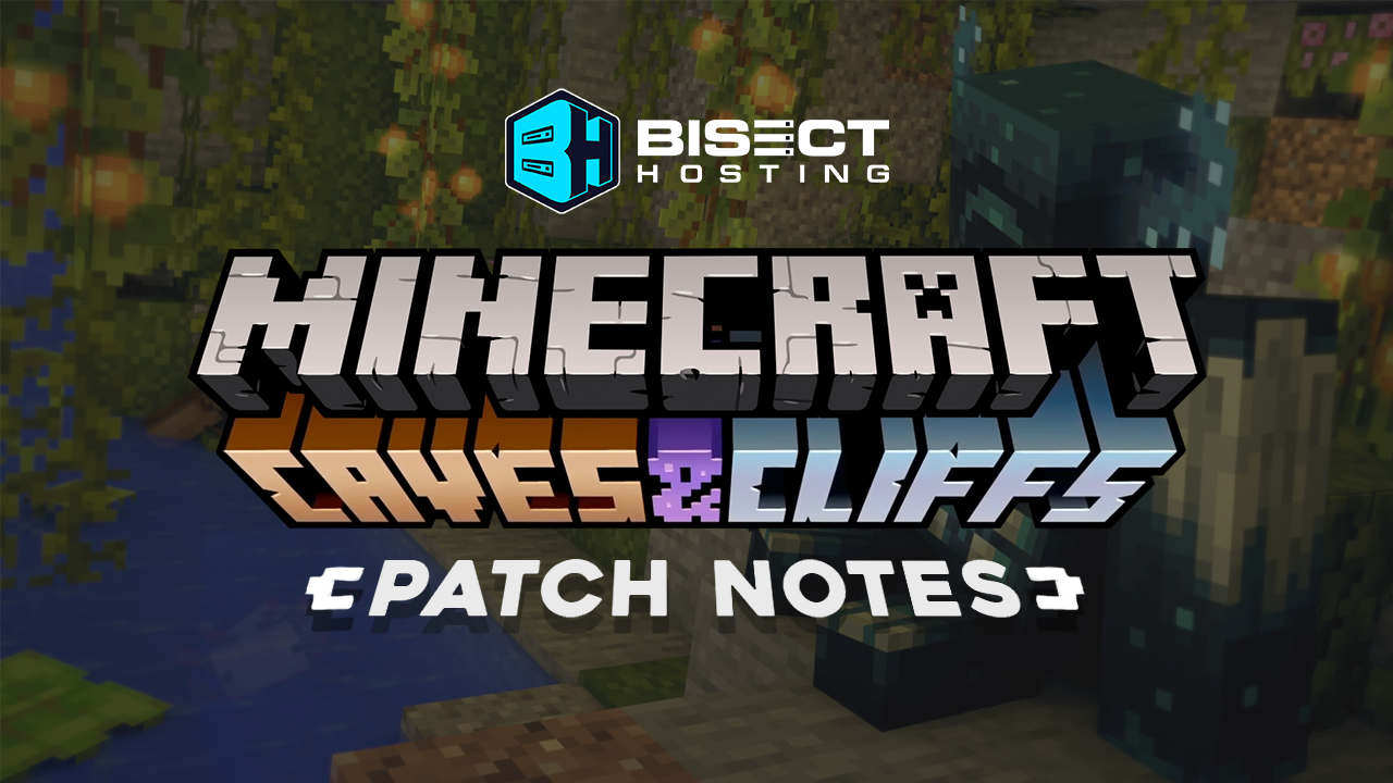 Minecraft 1.17 Caves and Cliffs Pre Release 1 Now Live