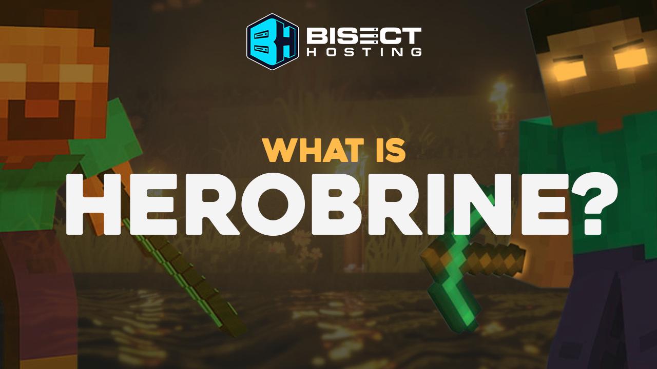What is Herobrine in Minecraft?