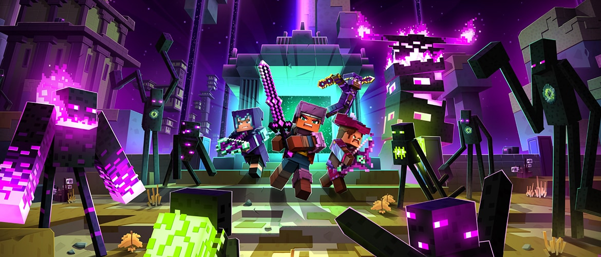 Minecraft Dungeons Echoing Void: Release Date, Price, Content & more