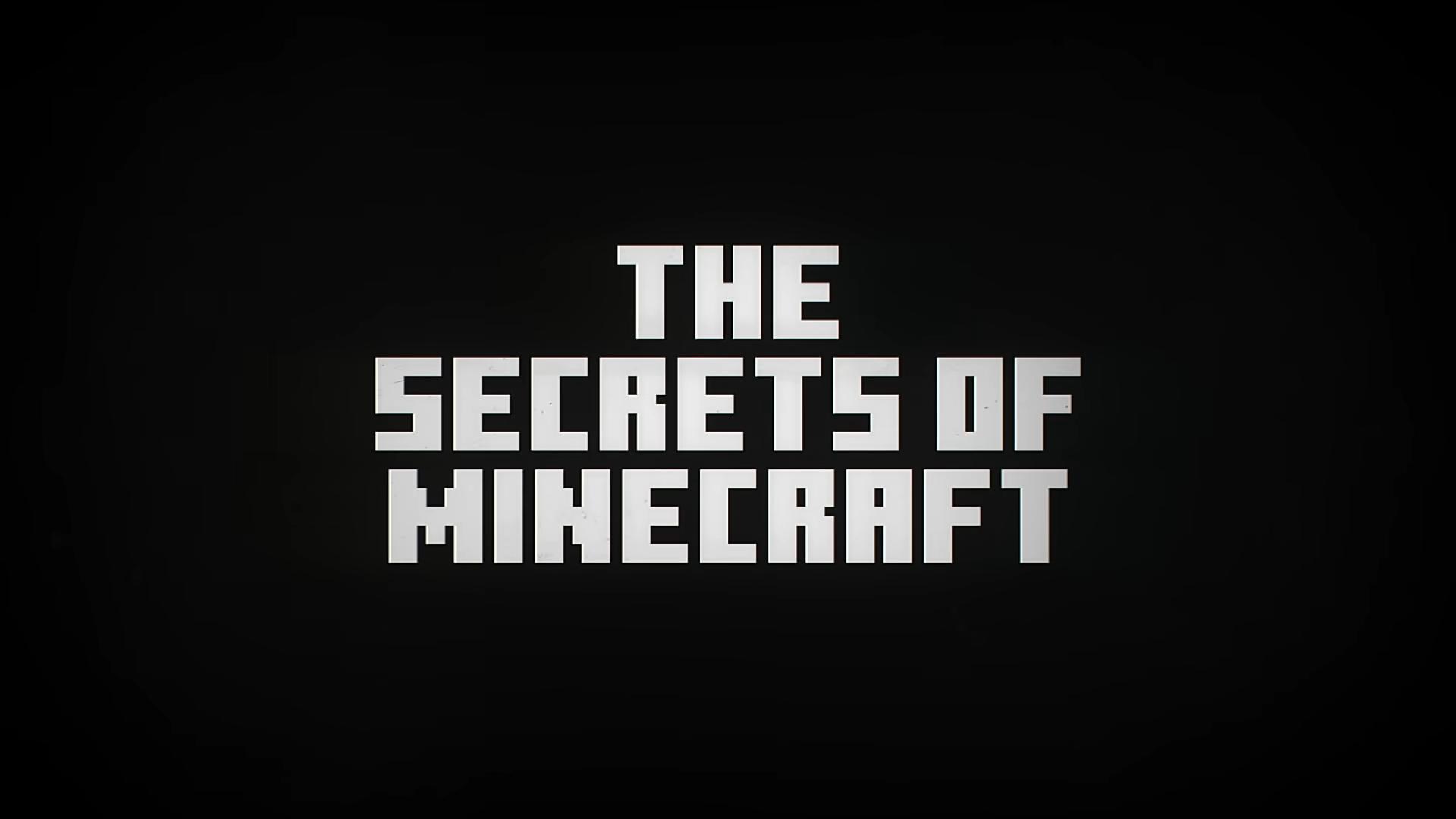 Mojang Reveals New Minecraft Series – The Secrets of Minecraft