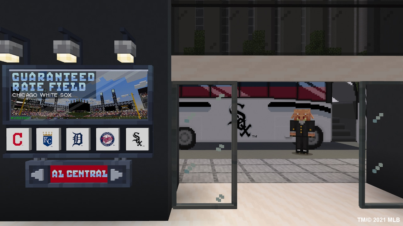 New Home Run Derby DLC Brings Baseball to Minecraft