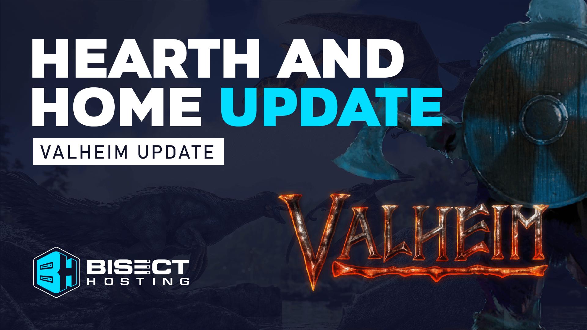 Valheim Hearth & Home Update is Here