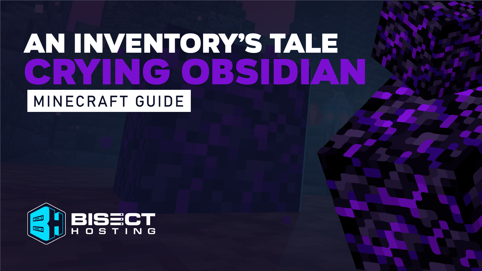 An Inventory's Tale: Crying Obsidian