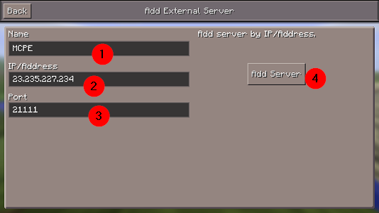 How To Connect To Your Server Knowledgebase BisectHosting - Name mc minecraft server