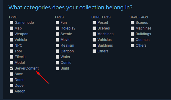How to create a Steam Workshop collection - Knowledgebase